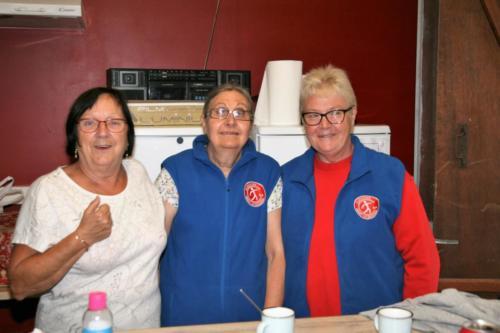 Triplettes formées 29-08-20 (5) une équipe 100 % Féminine avec Lysiane, Jannick & Véro