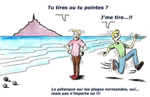 au mont St-Michel